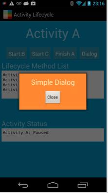 Xamarin Android   Analisando o ciclo de vida de uma Activity   Wideskills