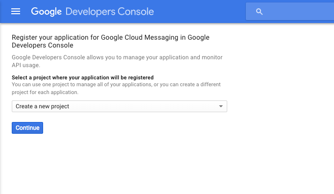 how to open dev console in google