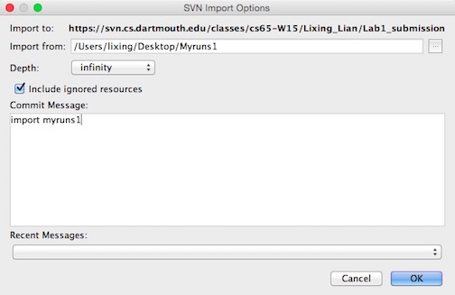 SVN for Android Studio -