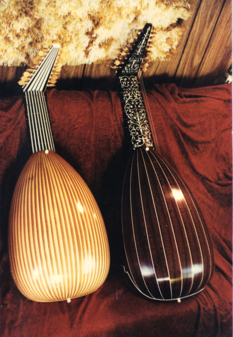 Pictures Of New Lutes